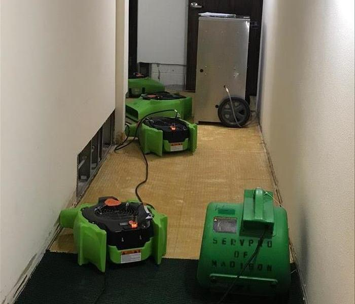 Commercial Property Water Damage After