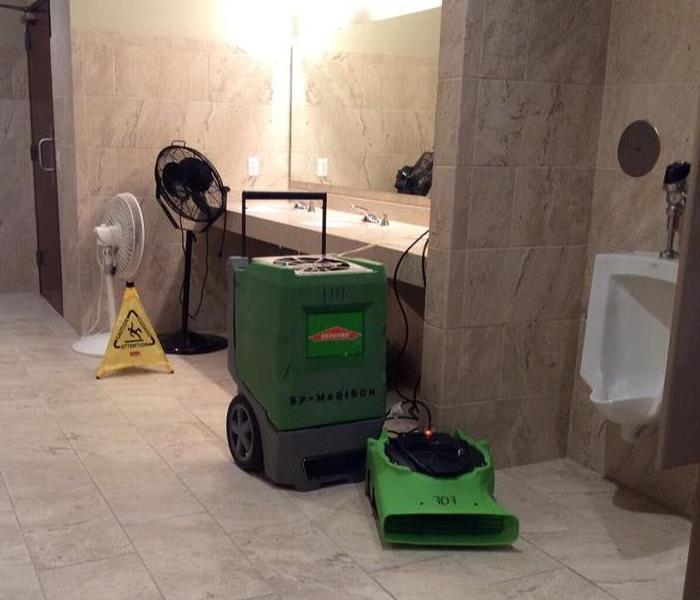 SERVPRO of Madison Responds to a Commercial Water Damage