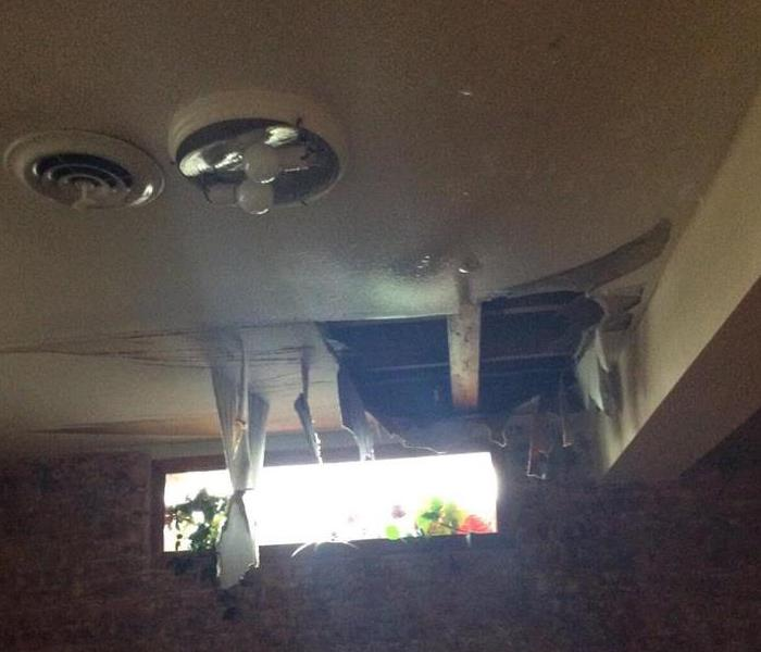 Water Damage Flooded Basement in Village of Dane Home